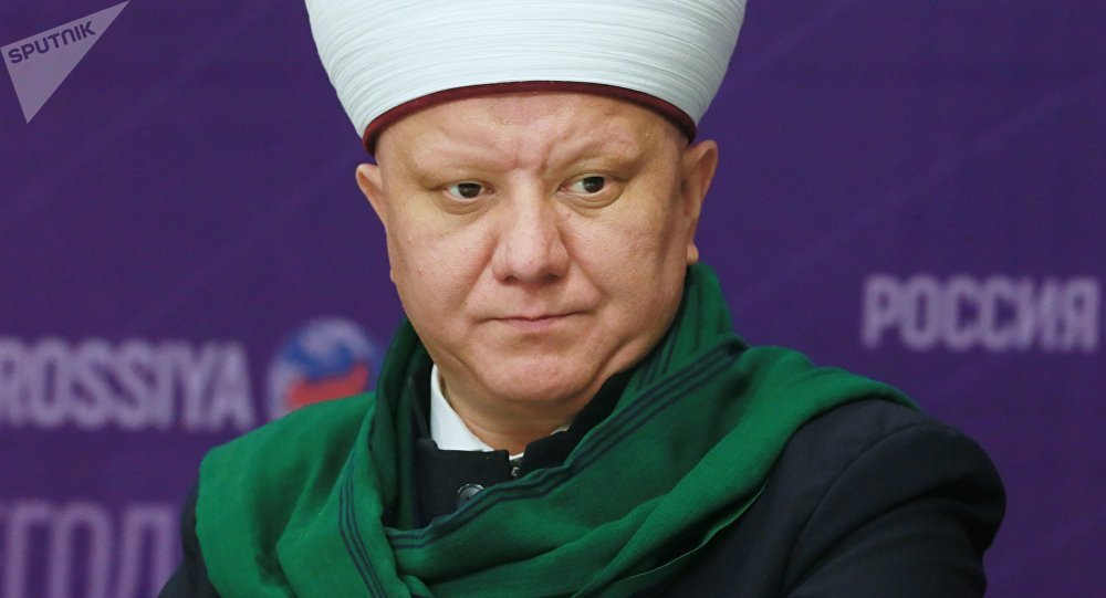 RUSSIAN MUFTI CALLED FOR OPENING THE PRAYER ROOMS IN LARGE CITIES