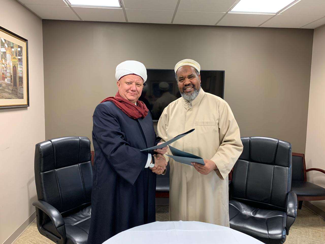 Muslims of Russia and the USA Strengthen Cooperation