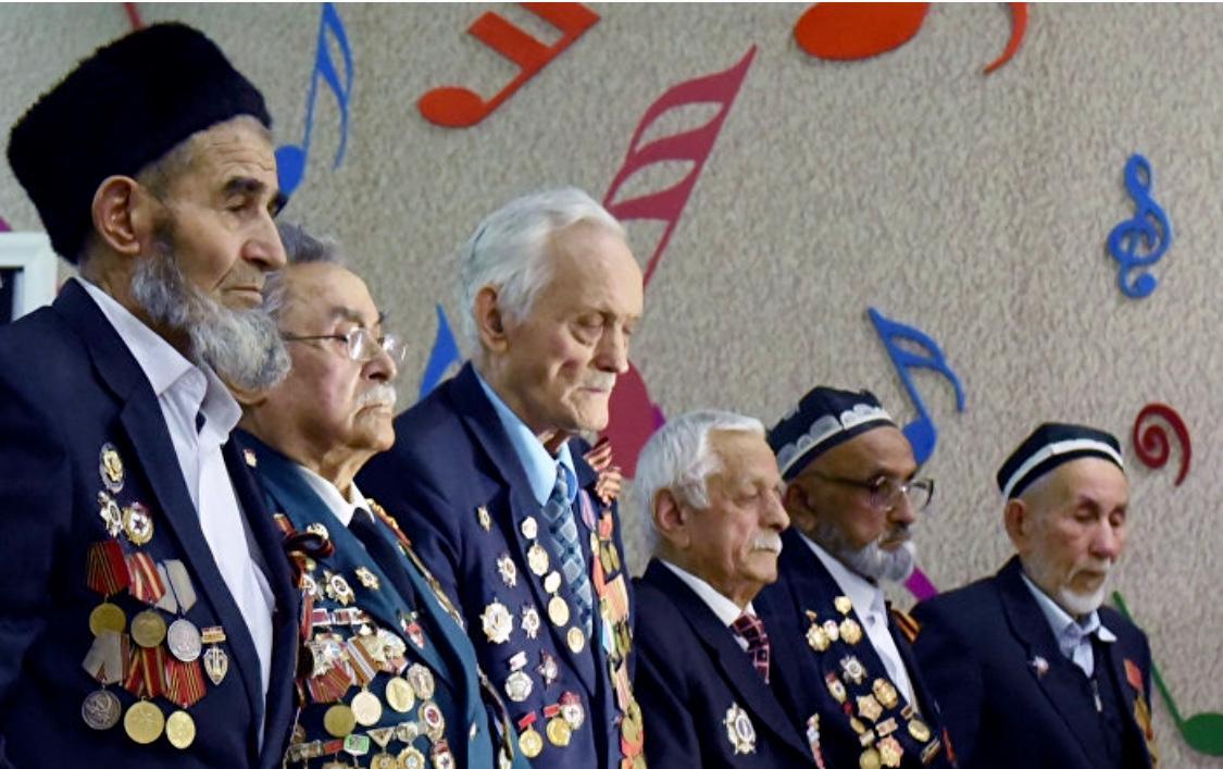 ветераны вов таджикистана фото вам нужно купить